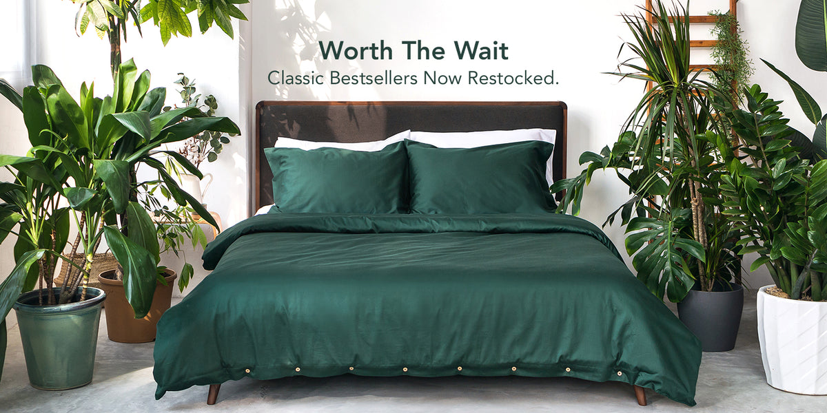 SOJAO Classic Bedsheets