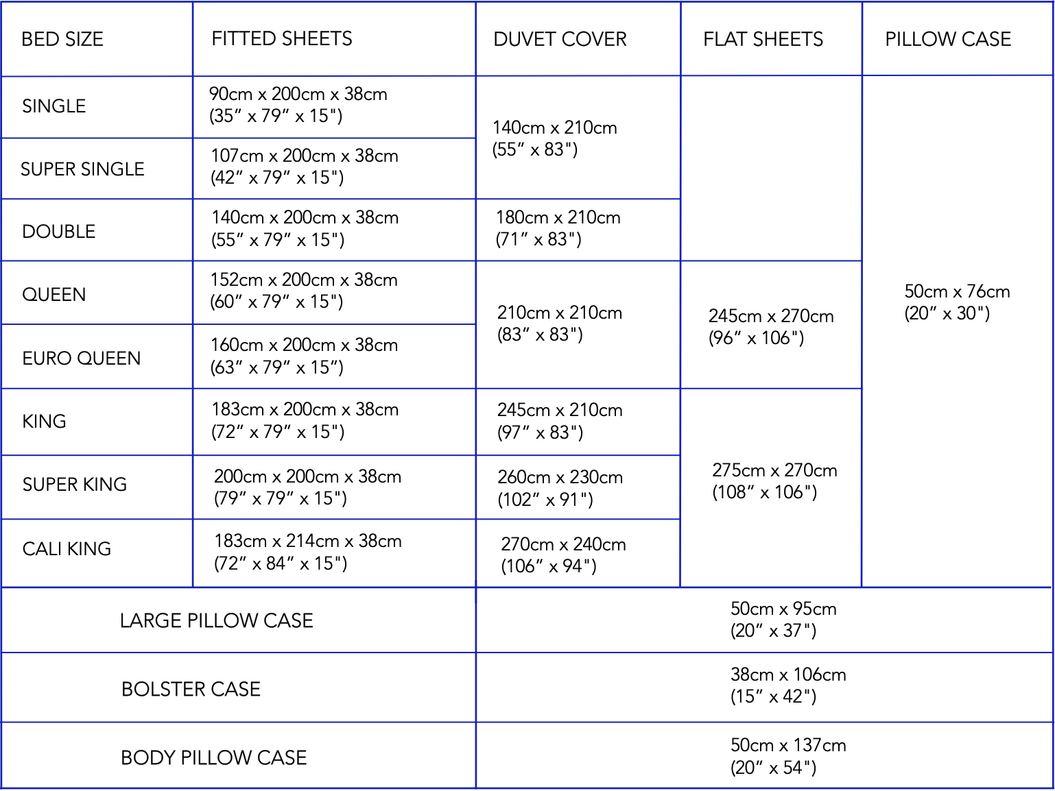 sojao_bedsheets_size_guide