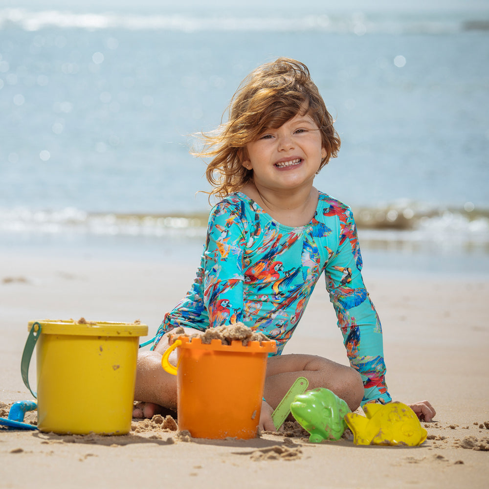 Sun Protection: Why Children Are More Susceptible to UV Radiation Than Adults