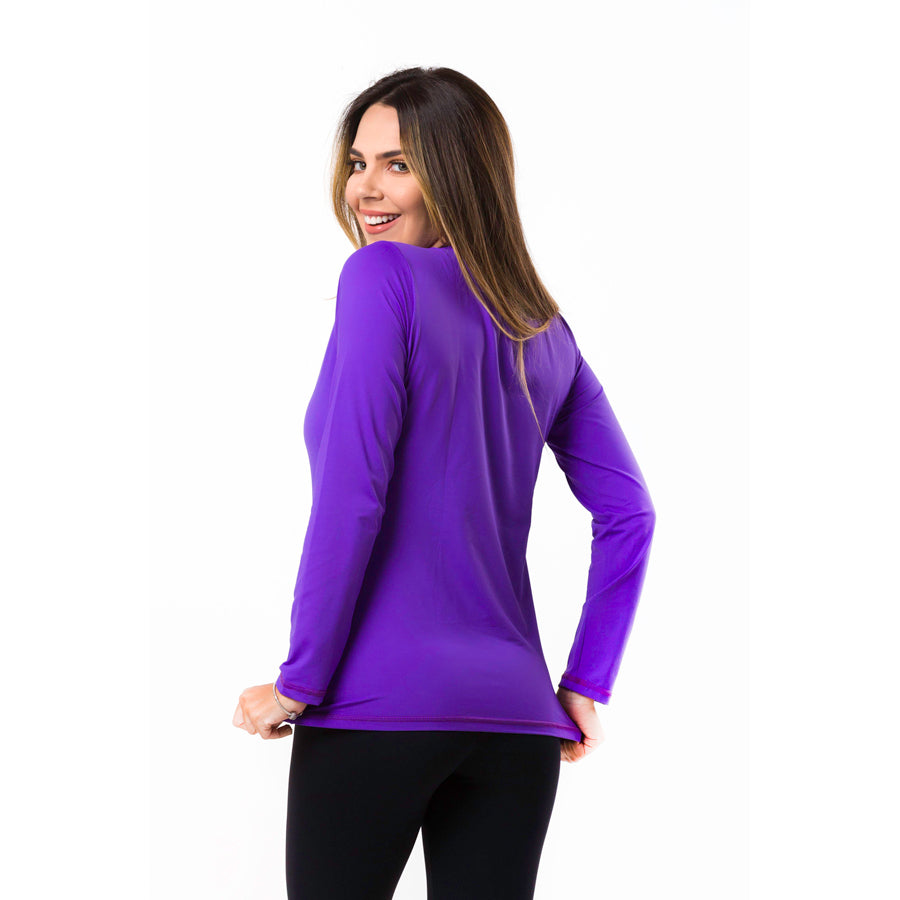 Women's Long Sleeve Sun Protection Shirt & Women's Swim Shirt