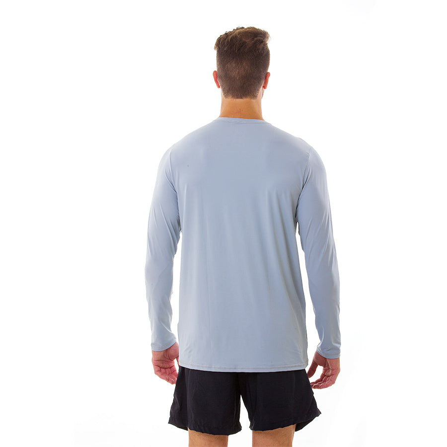 Mens Long Sleeve Sun Shirt & Mens Swim Shirt