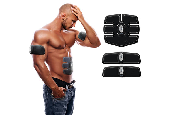 Abdos Plus : Electrostimulateur Musculation - Europe Deal