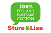 sture & lisa eco and fairtrade cotton