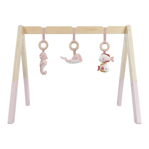 Baby gym pink Little Dutch Toys Little Dutch