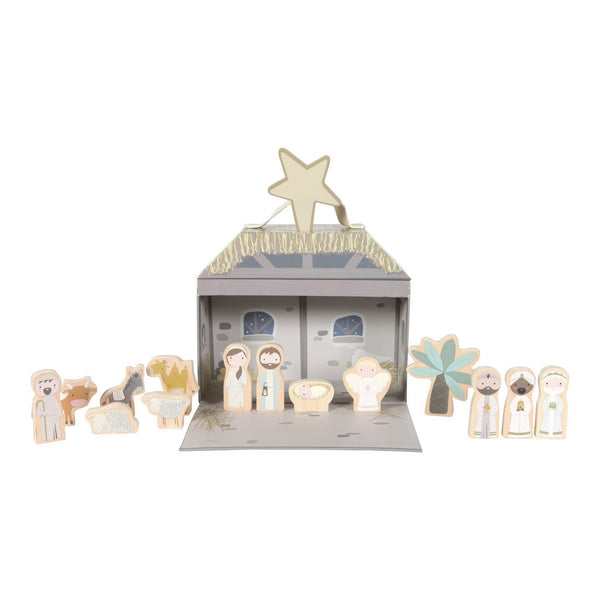Play box Nativity scene Little Dutch Toys Little Dutch