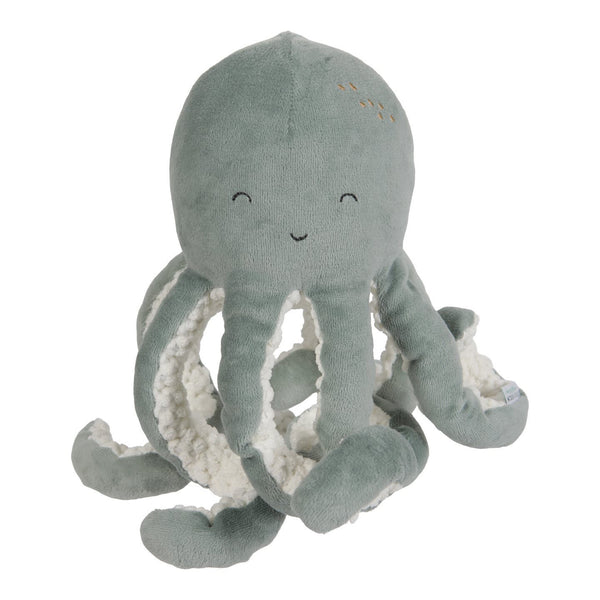 Cuddly toy octopus ocean mint Little Dutch Toys Little Dutch