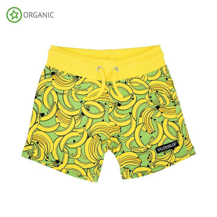 Shorts banana Villervalla Bottoms Villervalla