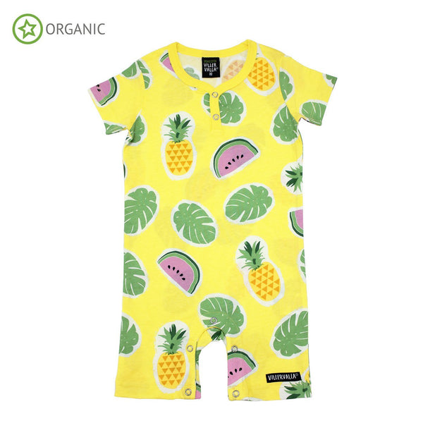 Summer suit tropical fruits Villervalla