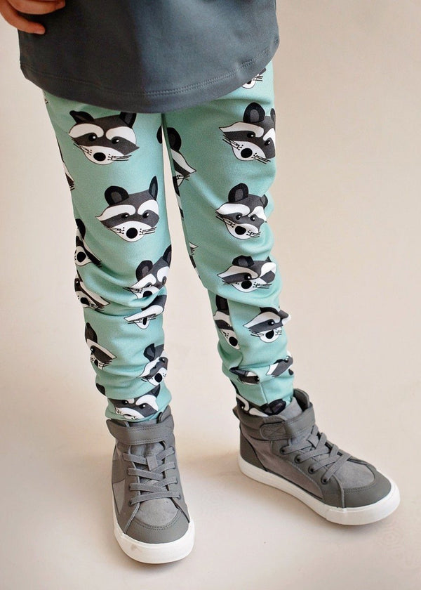 Racoon leggings Malinami Bottoms Malinami