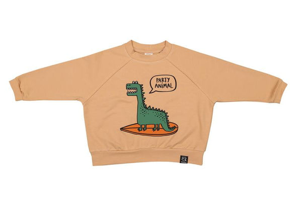 Sweatshirt party animal Kukukid Tops Kukukid