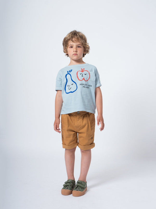 Apples & pears SS t-shirt Bobo Choses Top Bobo Choses