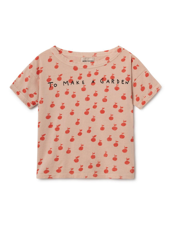 Apples SS t-shirt Bobo Choses