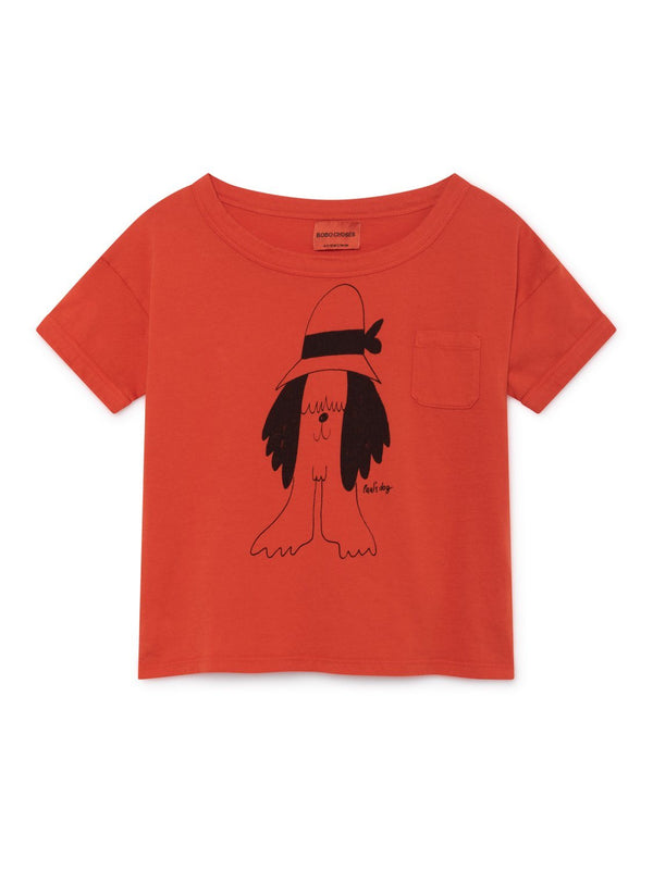 Paul's SS t-shirt Bobo Choses