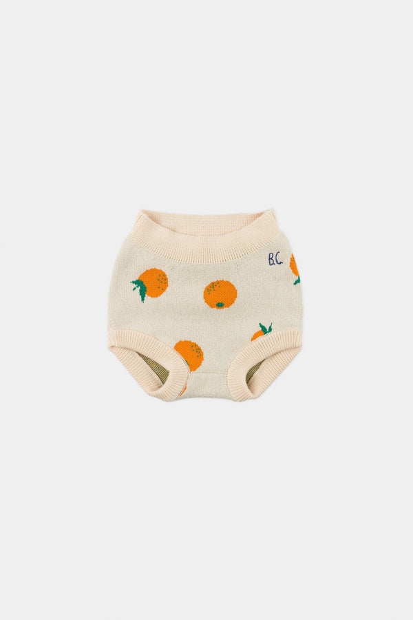 Orange culotte Bobo Choses