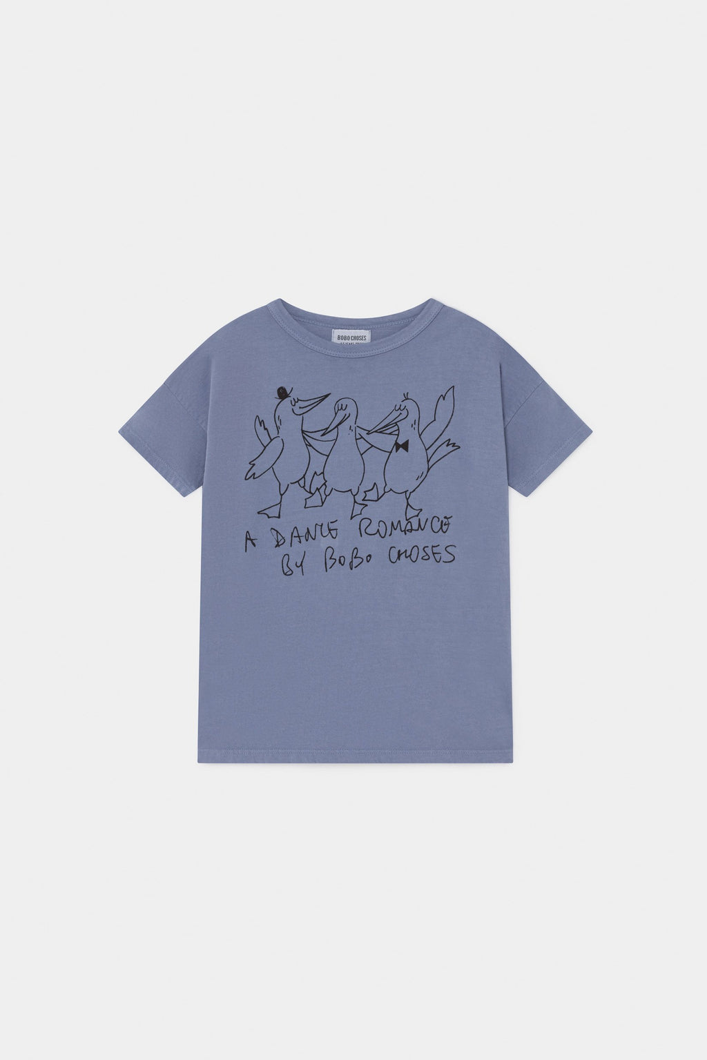 Dancing birds t-shirt Bobo Choses Top Bobo Choses