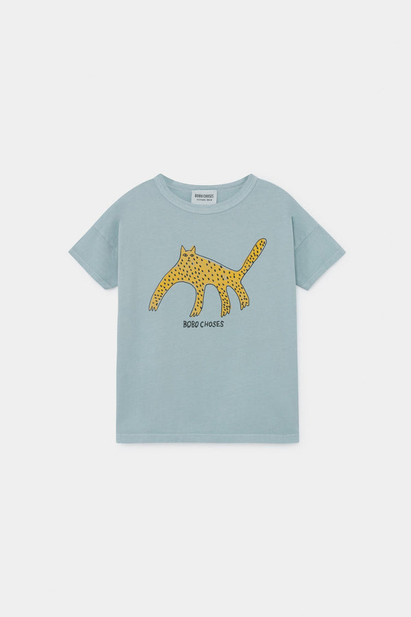 Leopard t-shirt Bobo Choses