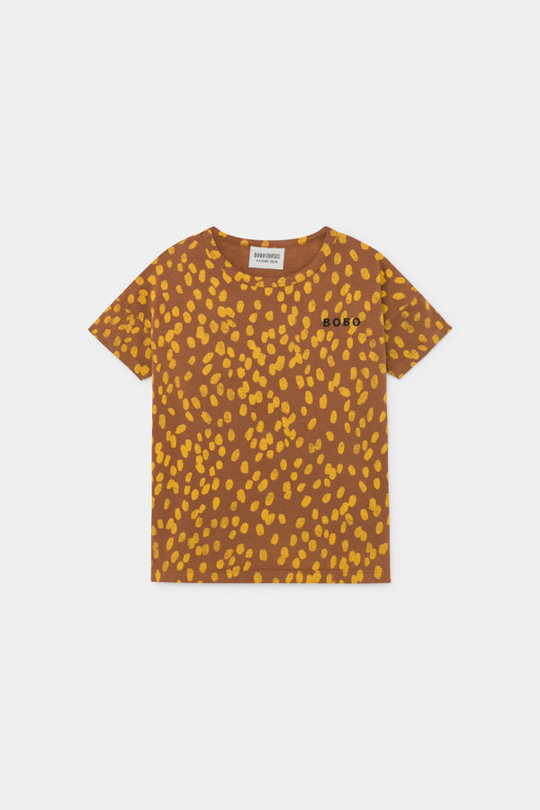 Animal print t-shirt Bobo Choses