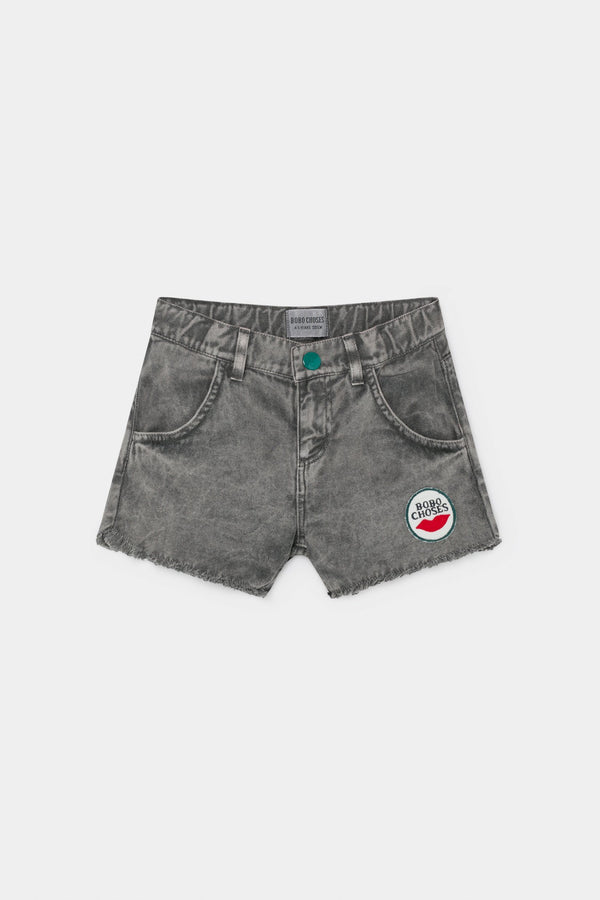 Kiss woven shorts Bobo Choses