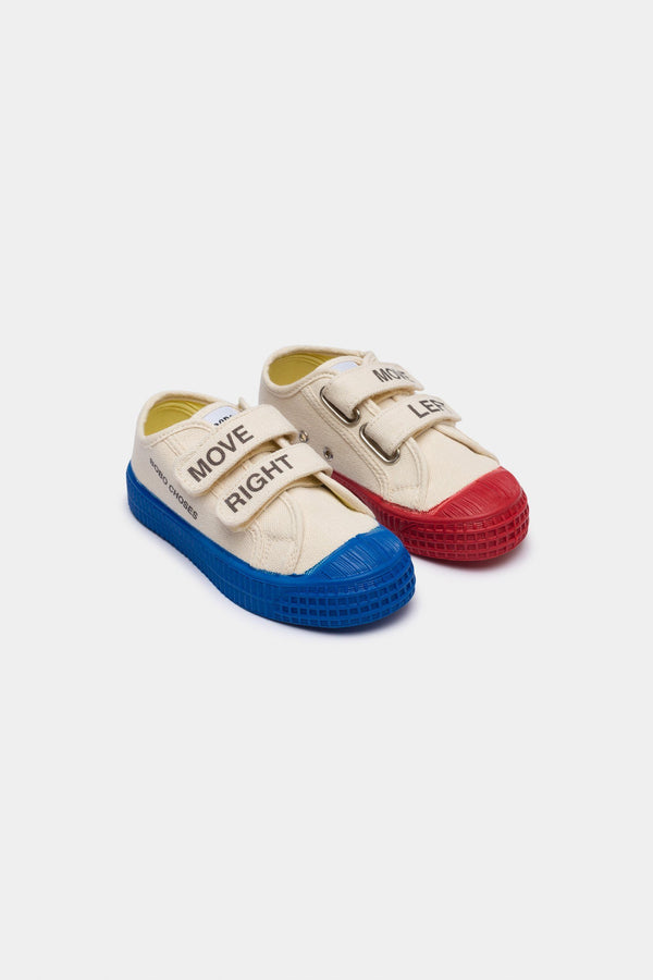 Left right trainers Novesta Bobo Choses