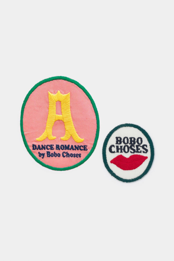 Sunrise iron-on patches Bobo Choses accessories Bobo Choses