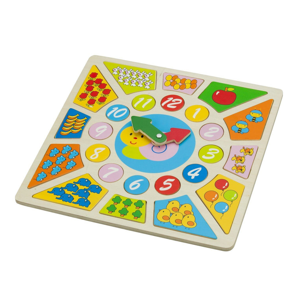 Multi clock puzzle New Classic Toys Toys New Classic Toys