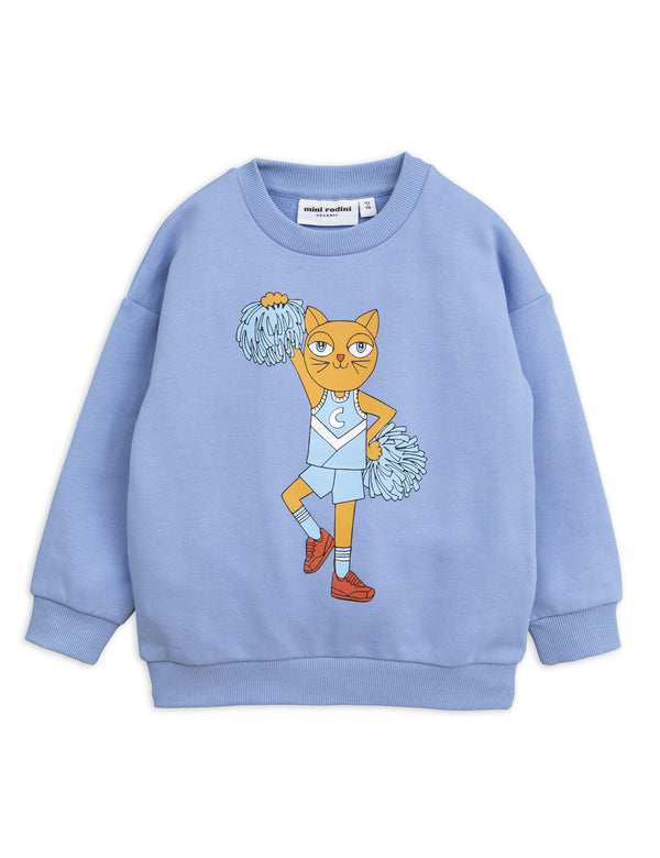 Cheercats sweatshirt Mini Rodini