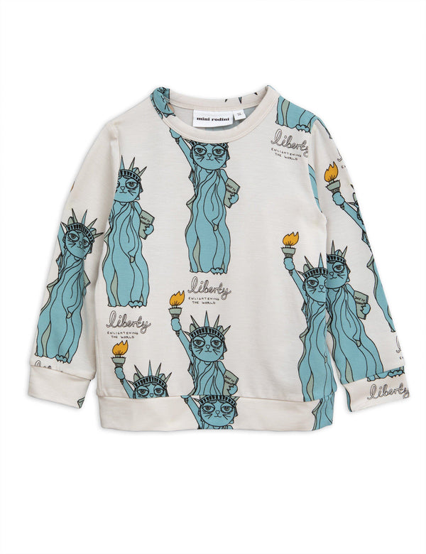 Liberty LS t-shirt Mini Rodini