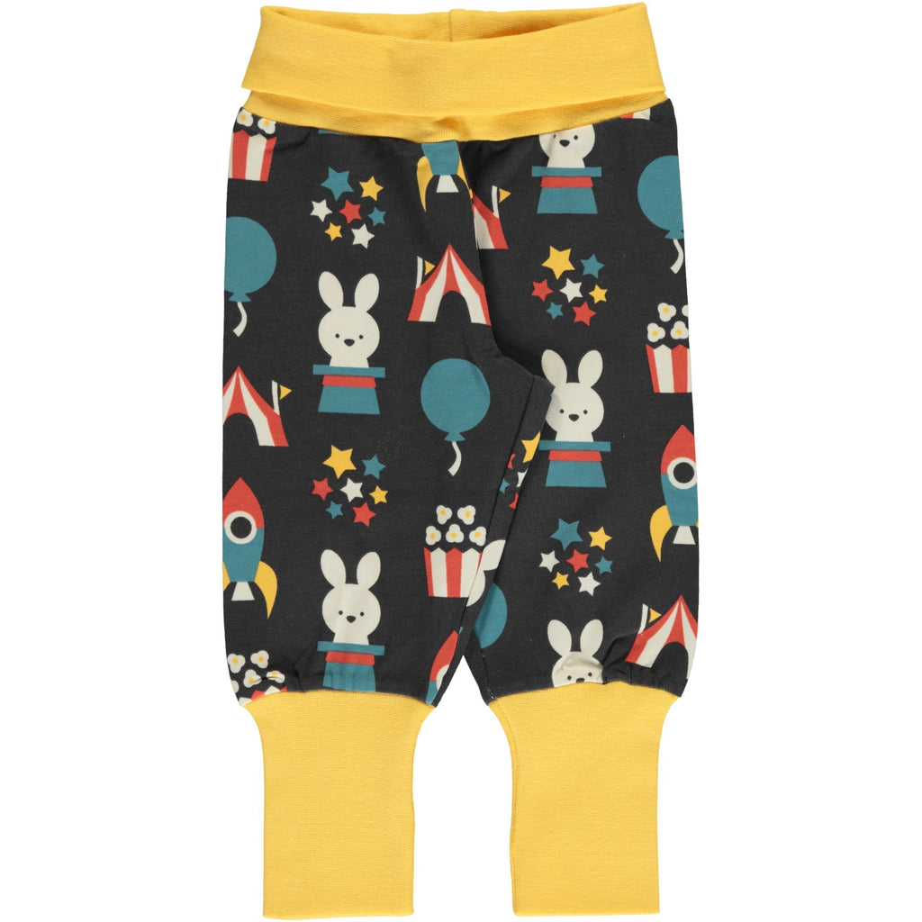 Fun park rib pants Maxomorra Bottoms Maxomorra