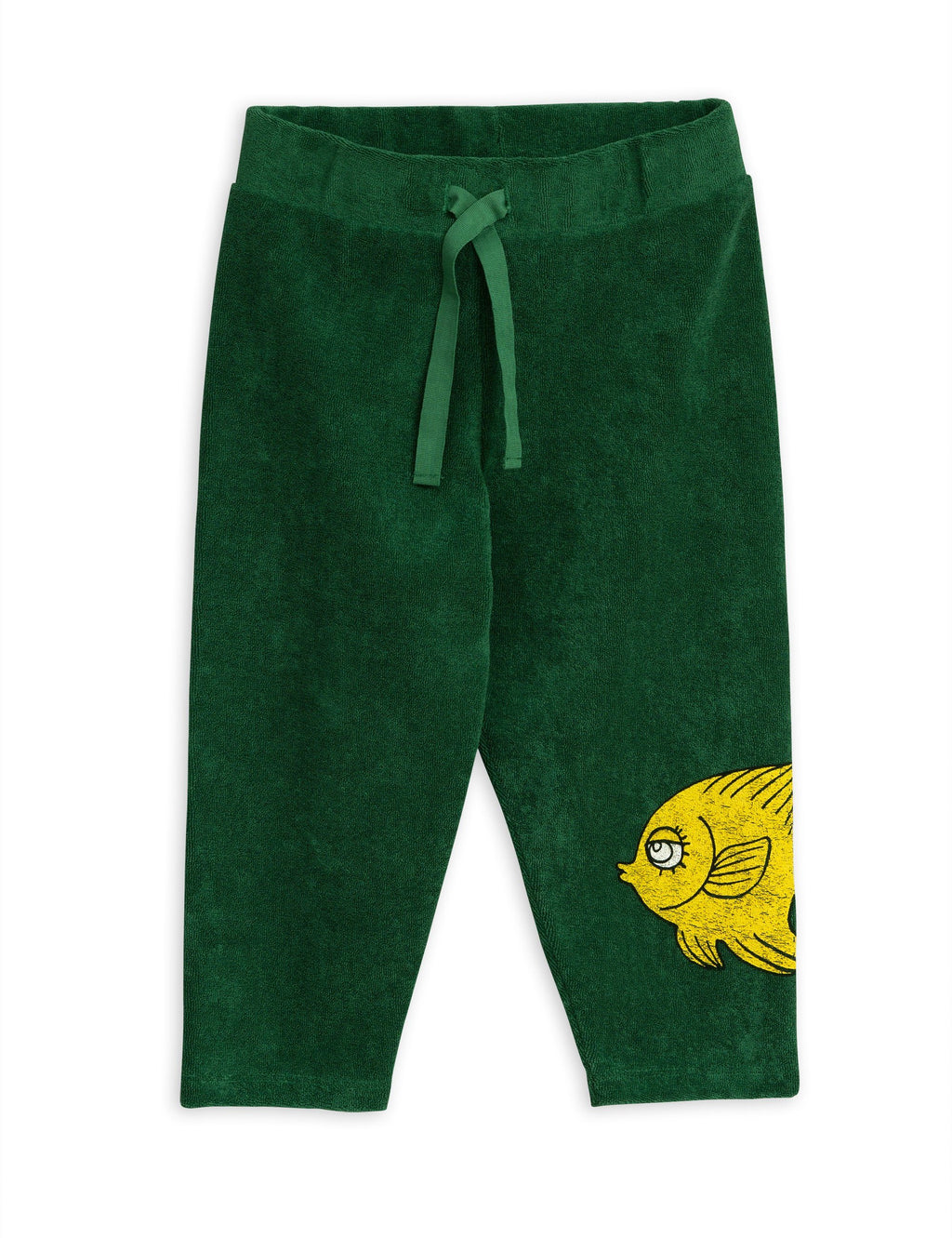 Fish terry sweatpants  Mini Rodini