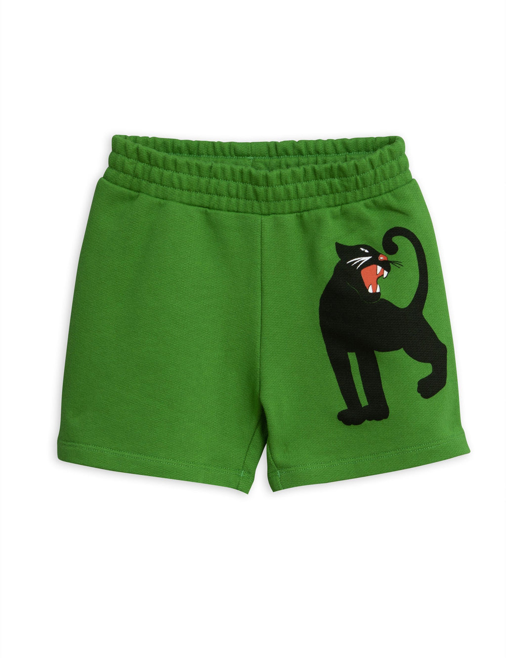 Panther sweatshorts Mini Rodini