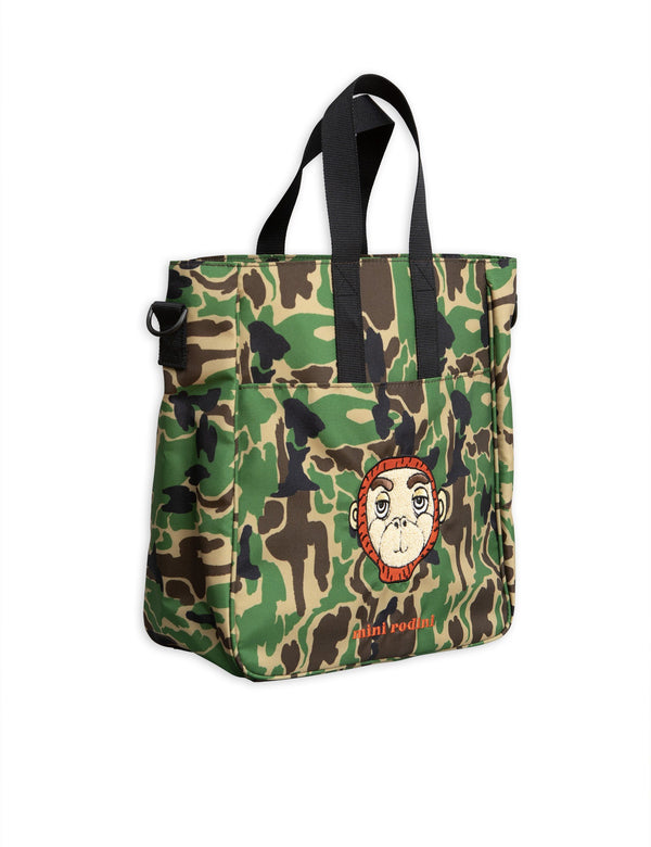 Camo gym bag Mini Rodini