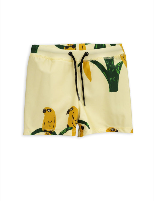 Parrot swim shorts Mini Rodini