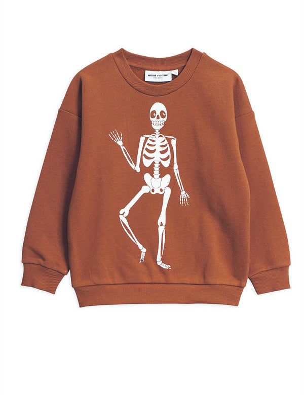 Skeleton sweatshirt Mini Rodini Tops Mini Rodini