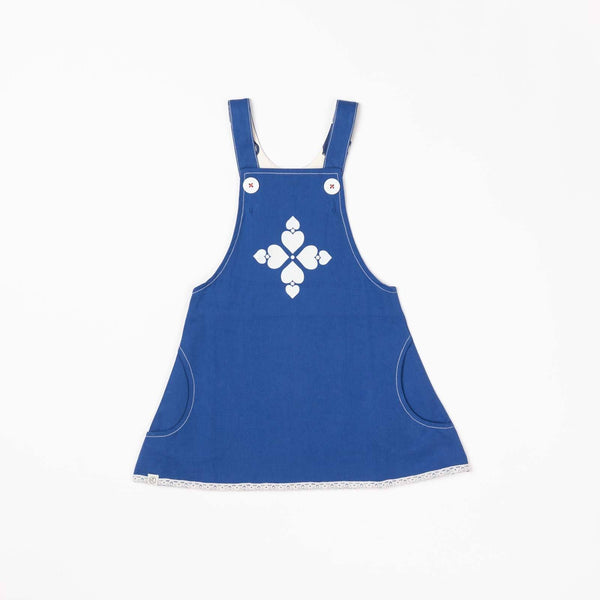 Mary spencer dress blue AlbaBaby