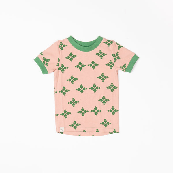 Bella t-shirt hearts AlbaBaby