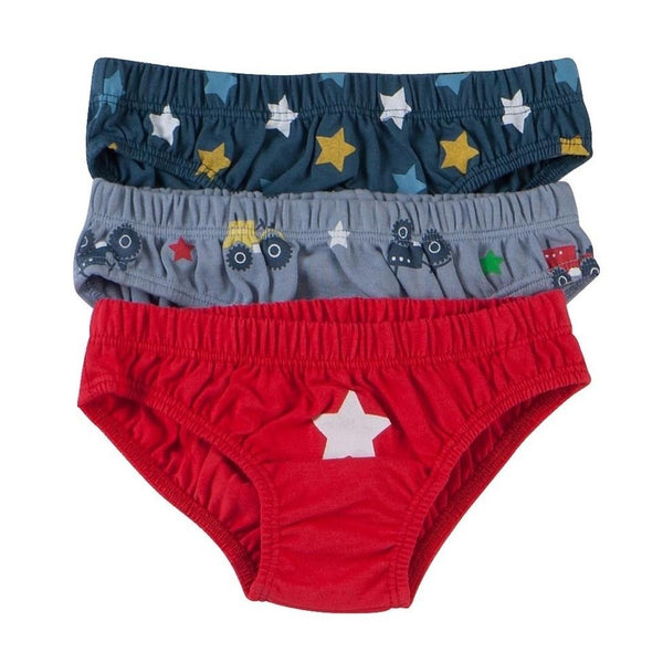 Boys underpants - 3 pack
