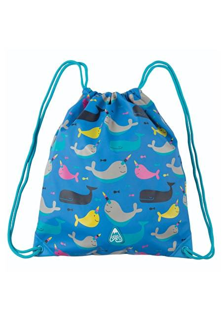 Ready steady go bag - narwhal natter