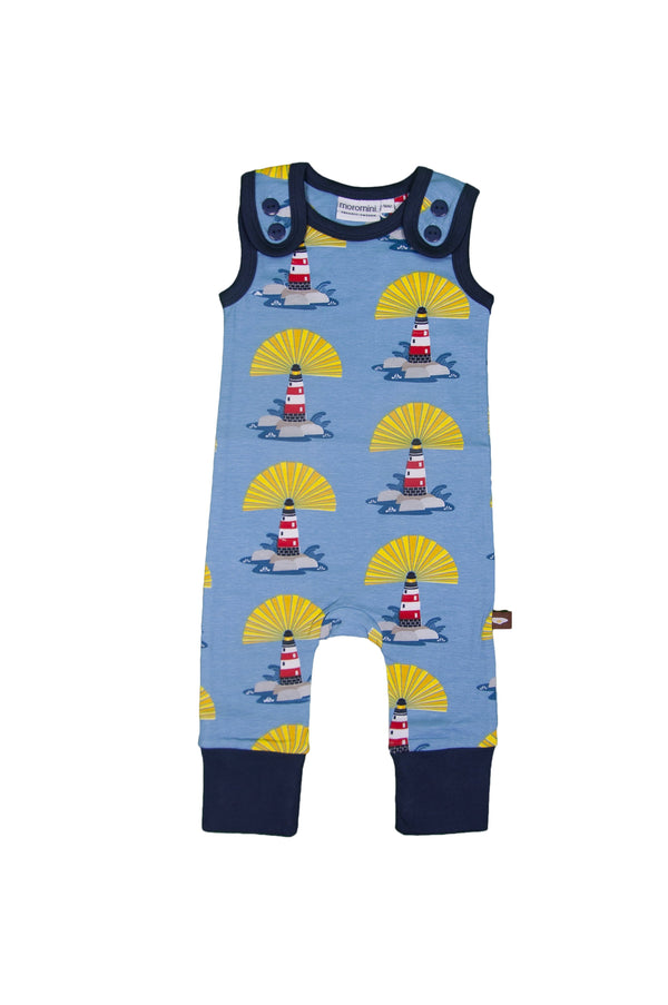 Lighthouse playsuit Moromini Dungarees Moromini
