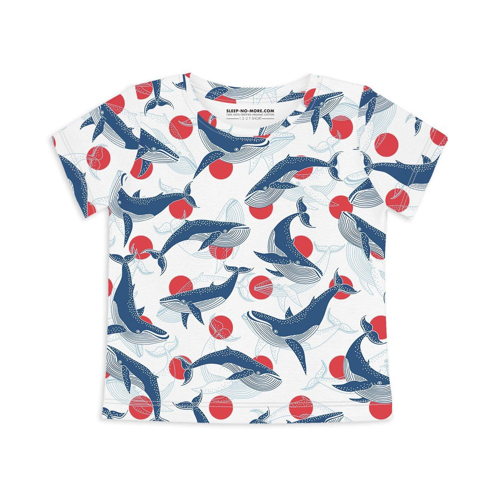 T-shirt whale, this is awkward