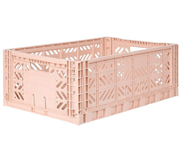Maxi milk tea folding crate Aykasa