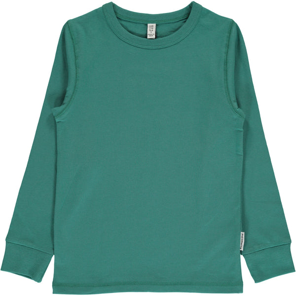 Green petrol LS top Maxomorra