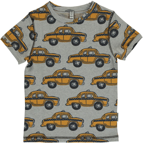 Short sleeve top taxi Maxomorra
