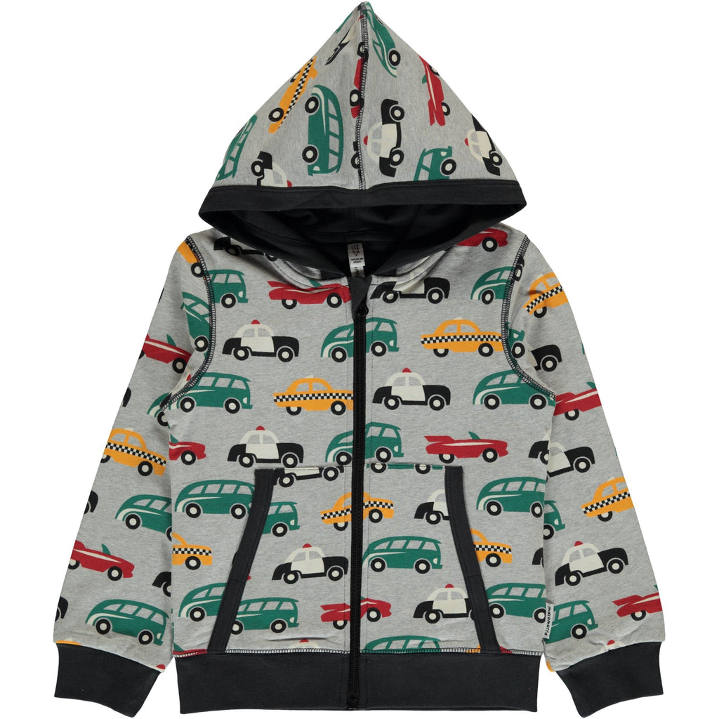 Cardigan hoodie traffic Maxomorra