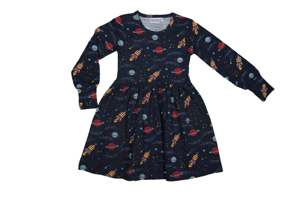 Outer space dress Moromini
