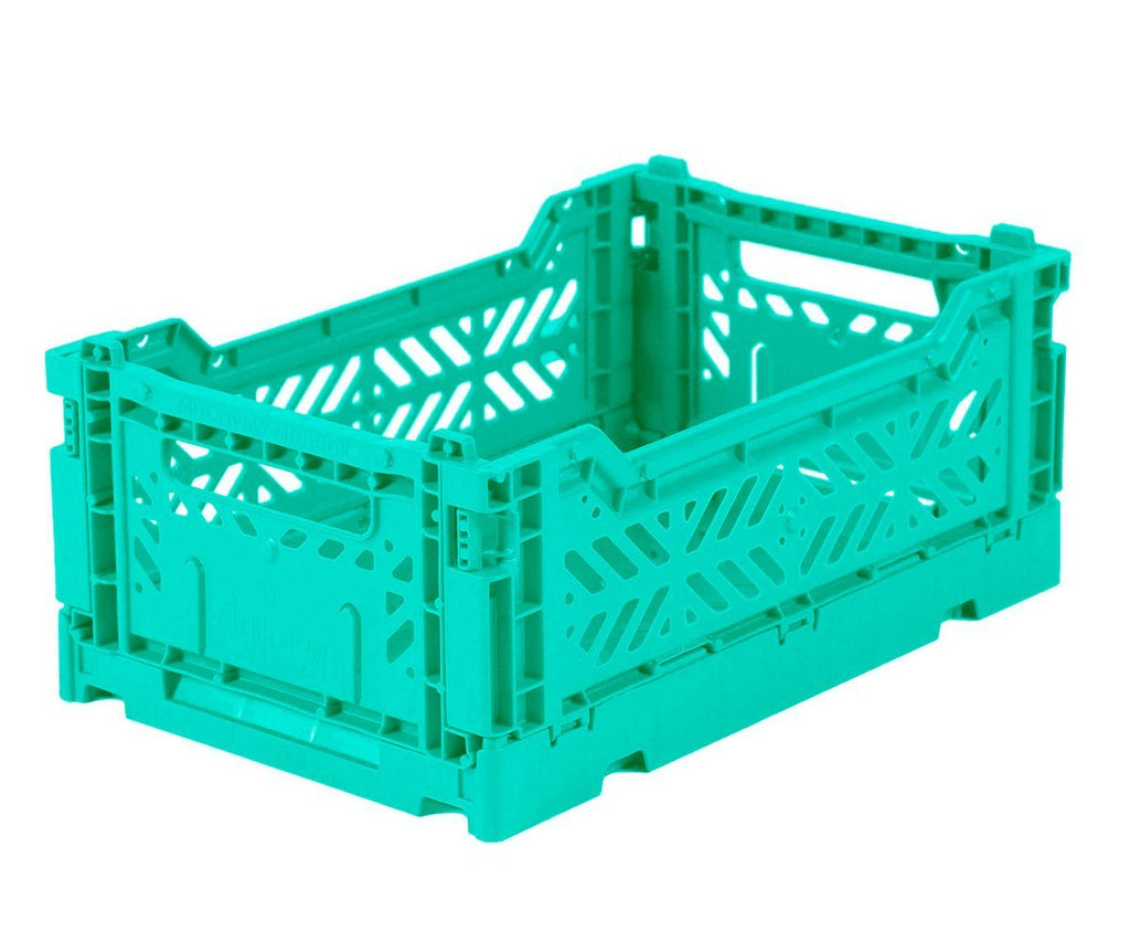 Mini mint folding crate Aykasa Toys Aykasa
