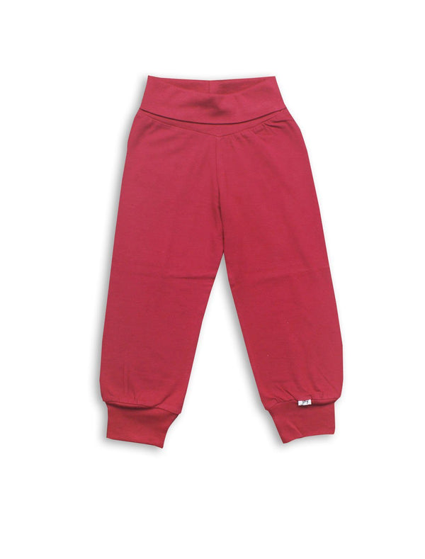 Red sangria pants JNY