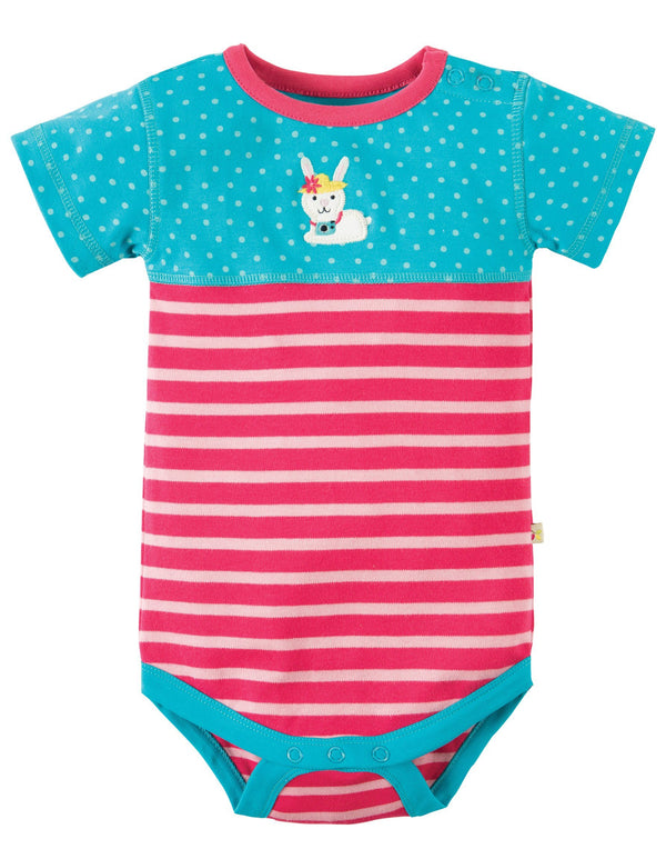 Percy panelled body - bunny
