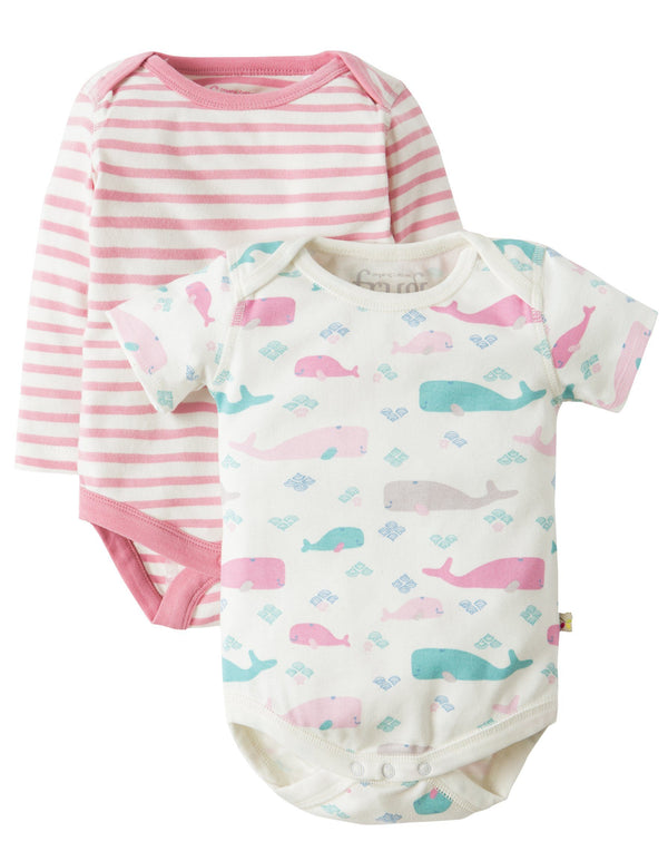 Little whale body - 2 pack