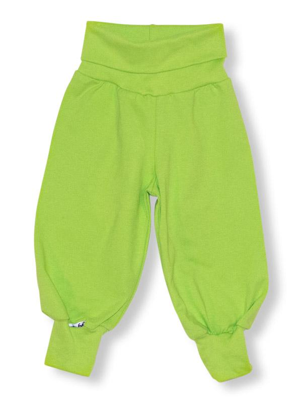 Lime green pants Bottoms JNY colourful kids