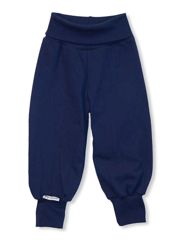 Pants marine blue Bottoms JNY colourful kids